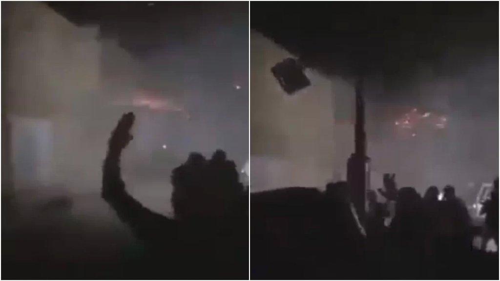 """بالفيديو/ هجوم """"مرعب"""" من عشيرة """"شمر"""" على منازل عشيرة """"عكيل"""" في العراق"""