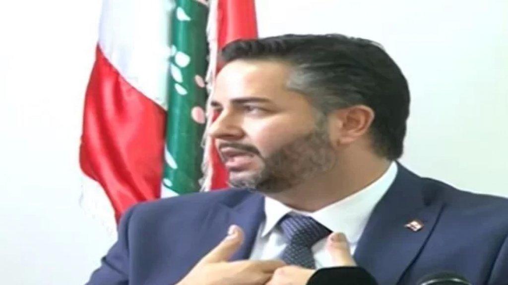 وزير الاقتصاد: عين الوزارة ستكون متابعة لموضوع الاسعار