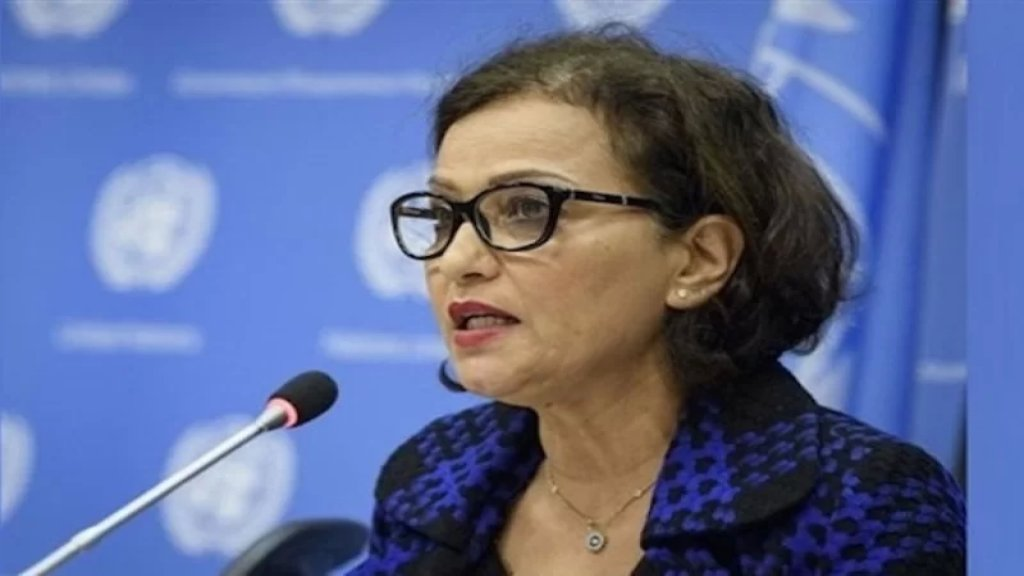 منسقة الشؤون الإنسانية للأمم المتحدة في لبنان: طلبت من برنامج الأغذية العالمي وضع خطة طارئة لإمداد الوقود من أجل الحفاظ على الصحة والمياه والصرف الصحي