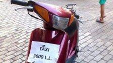 """بالصورة/ في طرابلس.. """"تاكسي"""" بـ 3000 ل.ل.!"""