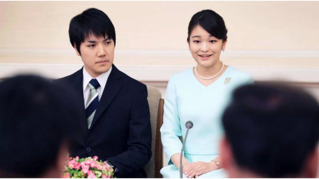فضّلت الحب على الأموال.. الأميرة اليابانية ماكو تتنازل عن مليون دولار لتتزوج شاباً من العامة!