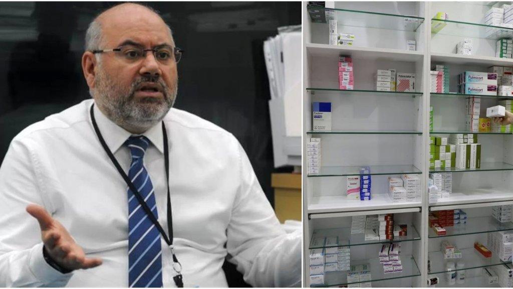 وزير الصحة فراس الأبيض: لقاءات ورغبات بالتعاون لحل معضلة الدواء