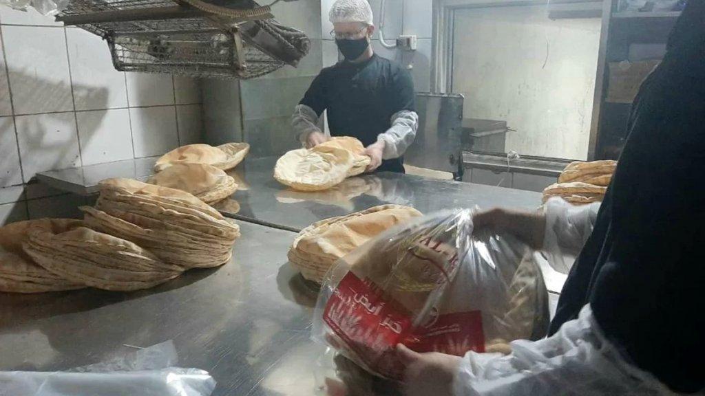 الأفران تتقشف في دوام العمل بانتظار المازوت.. وسعر ربطة الخبز سيرتفع قرابة الألف ليرة