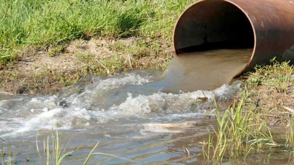 كارثة تهدّد صحة اللبنانيين.. نحو ألف هكتار من الأراضي الزراعية تروى بمياه الصرف الصحي!