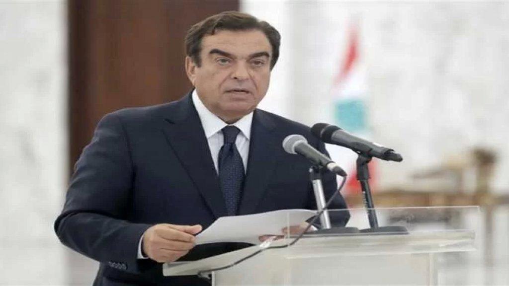 """وزير الاعلام جورج قرداحي: """"اننا مقبلون على مستقبل جديد"""""""