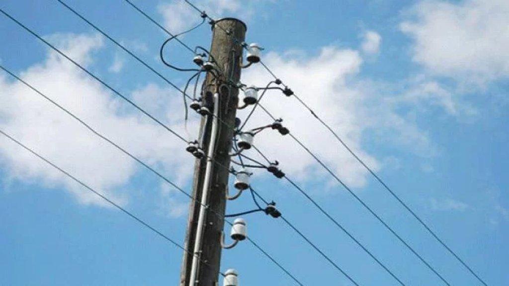 انقطاع الكهرباء عن الجية بعد قطع الخط الرئيسي في محاولة لسرقته