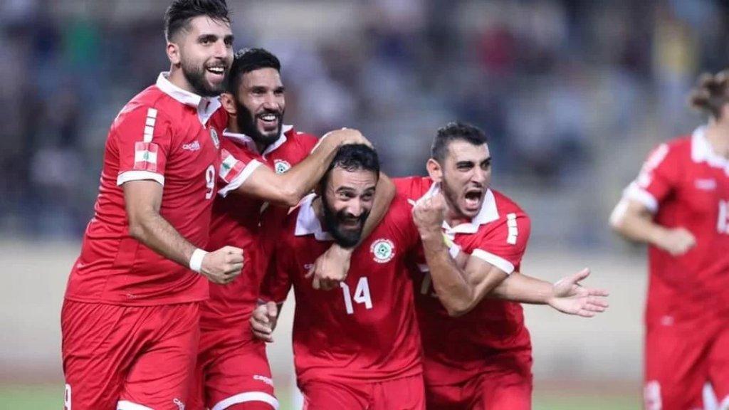 منتخب لبنان إلى الدوحة للقاء العراق في تصفيات مونديال قطر