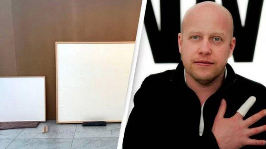 """فنان دنماركي يسرق 84 ألف دولار من متحف ويهرب بعدما زعم إعادة إنتاج عمل فني بعنوان """"خذ المال واهرب"""""""