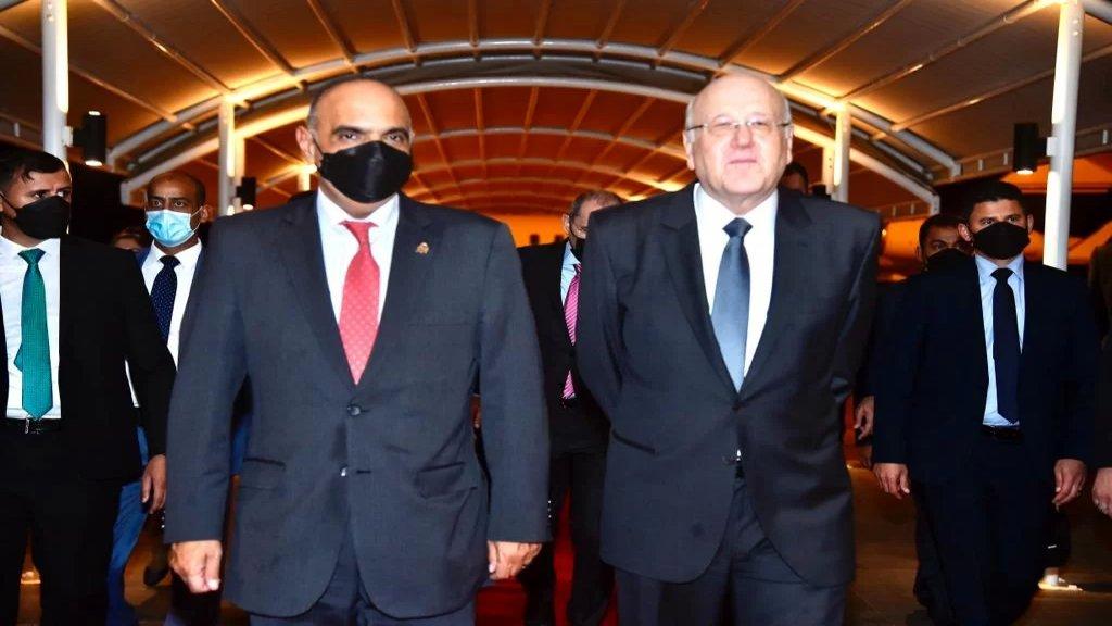 رئيس الوزراء الأردني بعد لقاء ميقاتي: لبنان يحظى بمكانة كبيرة في قلب جلالة الملك الأردني
