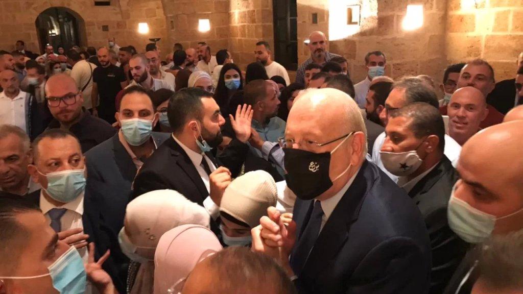 بالصور/ ميقاتي من دارته في طرابلس:اينما ذهبنا وحللنا تبقى طرابلس واهلها البداية والنهاية