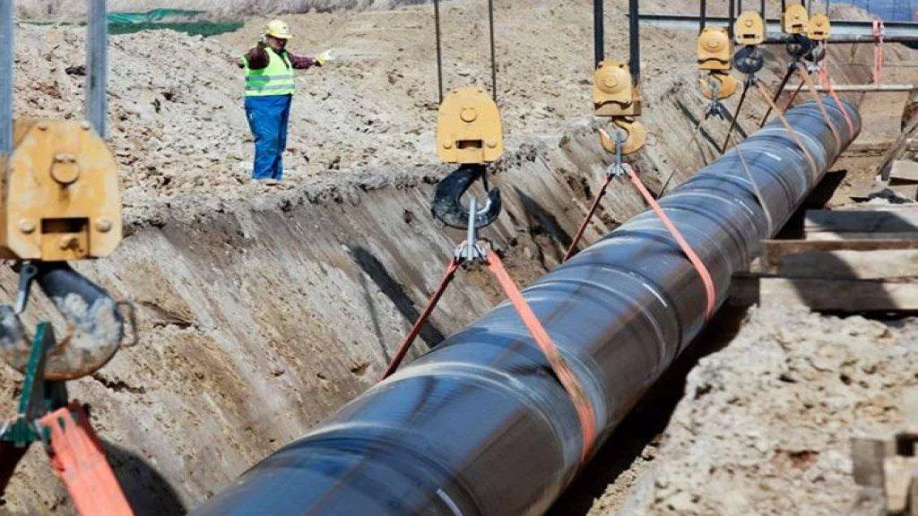 خط الغاز بين لبنان وسوريا بحاجة إلى إصلاحات بسيطة ليصبح جاهزًا للعمل