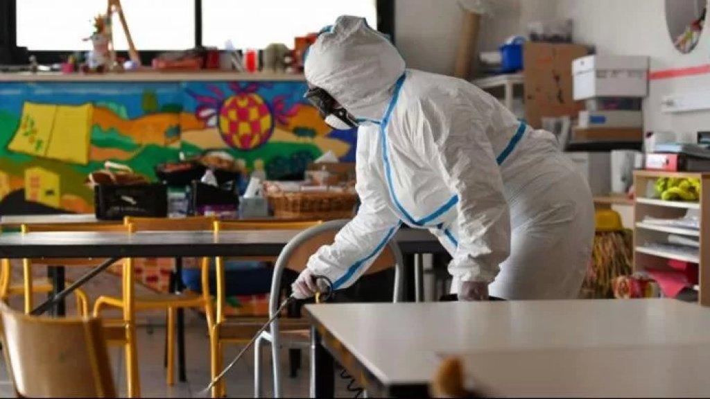 مدارس أقفلت أبوابها سريعًا بسبب الإصابات الكبيرة بفيروس كورونا