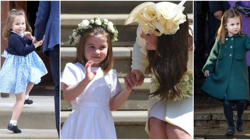 لم تتجاوز 6 سنوات وثروتها ملايين الدولارات! الأميرة شارلوت أغنى صغار العائلة الملكية ببريطانيا