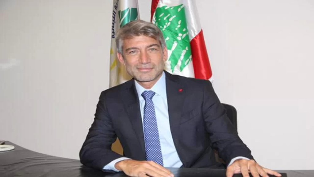 وزير الطاقة من القاهرة: هناك دعم دولي لإمداد لبنان بموارد الطاقة ومصر عبرت عن رغبتها في الوقوف بجانب لبنان