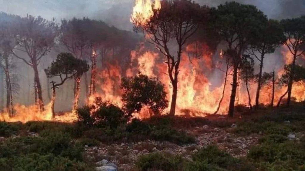 موجة حر تضرب لبنان ابتداءً من الغد.. وإرشادات من الدفاع المدني تخوفا من إندلاع الحرائق: لإلتزام أعلى درجات الحيطة والحذر