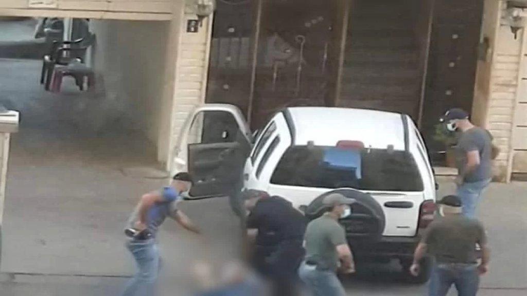 قوى الأمن توضح حادثة الاعتداء على ضابط في الحدت والإعتداء على محلات هدايا غملوش ومجوهرات غملوش