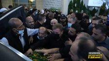 بالصور/ تأبين المرحومة الحاجة نجلة مروة شرارة في المركز الاسلامي في اميركا