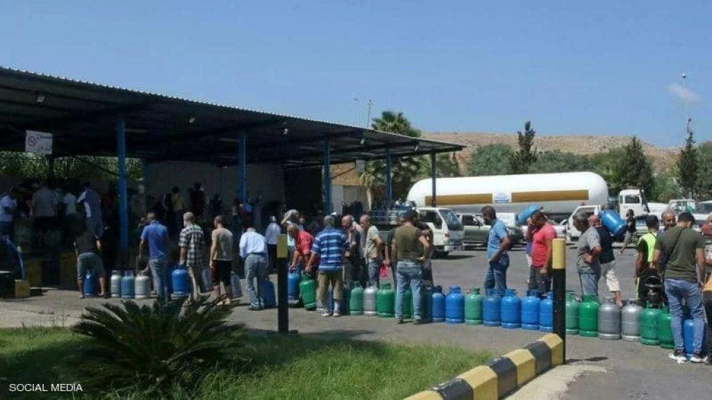 بعد تحديد سعر مبيع قارورة الغاز 165300، نقابة مالكي تعبئة الغاز: المراكز مقفلة حتى إعادة النظر بالأسعار!