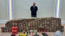 شرطة دبي تضبط 500 كلغ من مخدر الكوكايين بقيمة 136 مليون دولار!