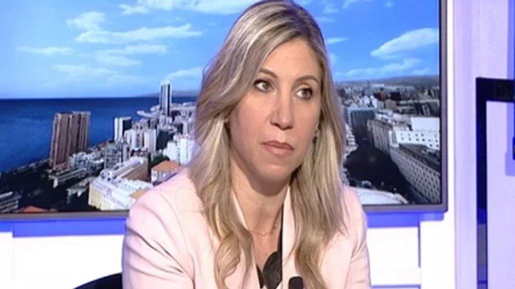 رولا الطبش: هذا العهد هو أبشع عهد في تاريخ لبنان