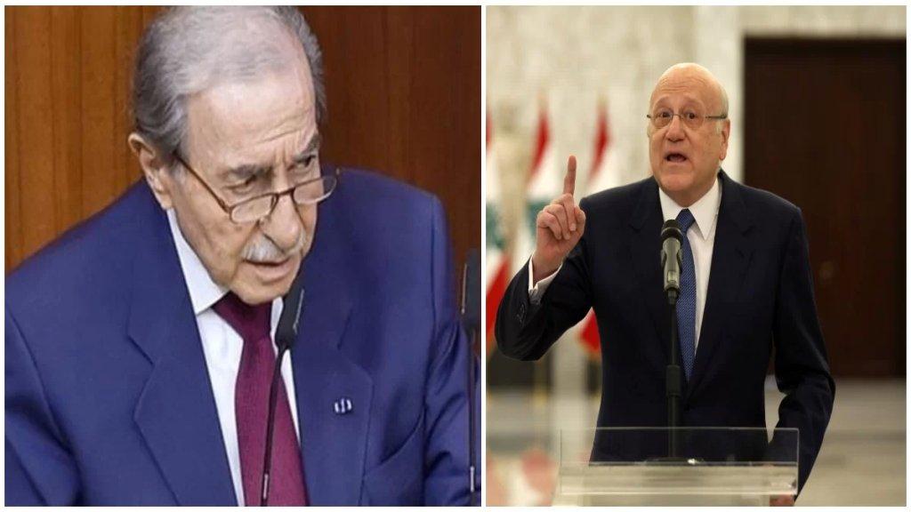 """النائب أنور الخليل لـ """"ميقاتي"""": الوقت المتاح أمام الحكومة أصبح محدوداً"""