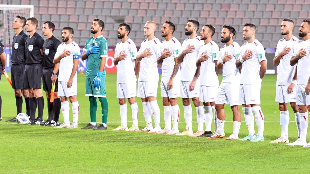 فوز المنتخب اللبناني على نظيره السوري ضمن التصفيات المؤهلة لنهائيات كأس العالم
