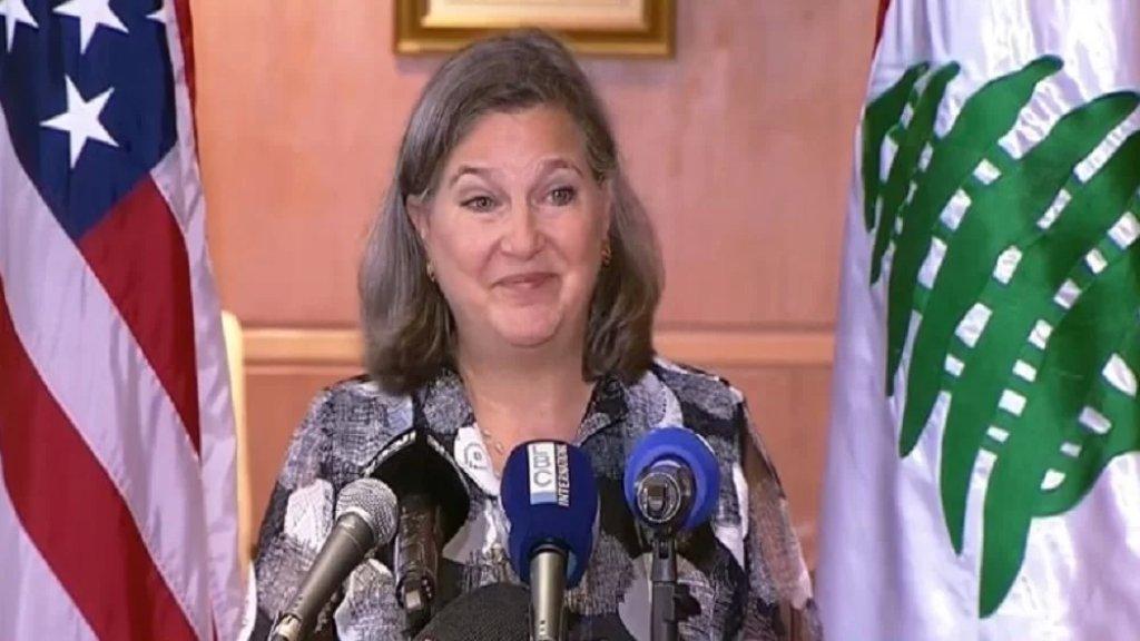 """نائبة وزير الخارجية الأميركي: ما تعرضه إيران من دعم للبنان في مجال الطاقة """"فرقعة إعلامية"""""""