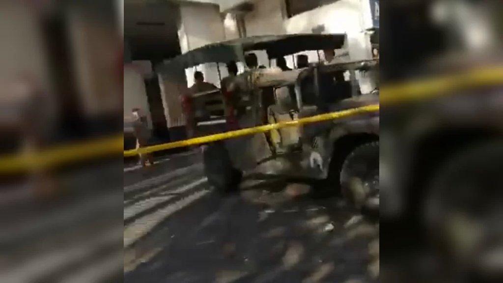 بالفيديو/ إجراءات أمنيّة مشدّدة في محيط قصر العدل