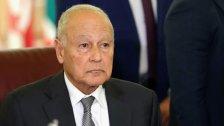 أبو الغيط يدعو اللبنانيين إلى ضبط النفس ويحذر من الفتنة وانزلاق الأوضاع إلى منحى خطير