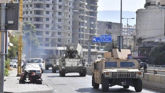 فرنسا تعرب عن قلقها بشدة بشأن العنف في لبنان: على لبنان أن يركّز على الإصلاحات وخصوصًا الكهرباء