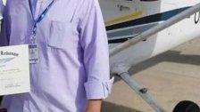 النبطية وعرمتى تفجعان برحيل كابتن الطيران المدني علي حسين الحاج احمد الذي سقطت طائرته  قبل يومين قبالة شاطىء حالات