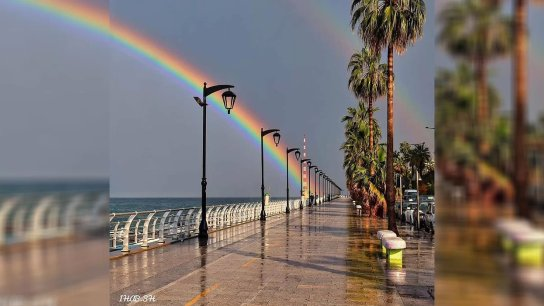 لبنان سيتأثر بمنخفض جوي آتٍ من تركيا.. الأمطار ستتساقط بدءًا من الغد