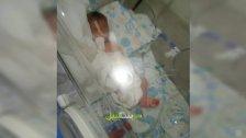 """الرضيع فضل فيصل العشي ابن بنت جبيل """"ملاكٌ"""" يفارق الحياة بعد معاناة صحية اثر الولادة المبكرة"""