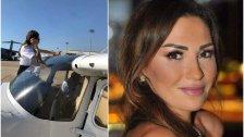 عن باسكال التي حلمت بالطيران فكُسِرَت أجنحتها.. جهزت ما يحتاجه أطفالها للمدرسة وتحضرت للذهاب لأخذ درس في الطيران!
