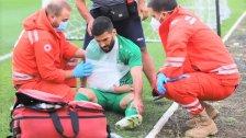 إصابة قائد منتخب لبنان حسن معتوق بتمزق في أربطة الكتف: من المتوقع أن يتغيب عن الملاعب لمدة شهرين