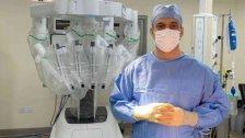 لأول مرة.. إجراء أول عمليتين جراحيتين بالروبوت للتبرع بالكلى في دبي