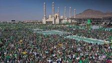بالفيديو/ اليمن يعود إلى الواجهة بأضخم احتفالات بذكرى المولد النبوي