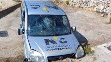 مأساة في بصليا: وفاة شخصين بحادث سير مروع.. انزلقت سيارتهما وارتطمت بالحائط