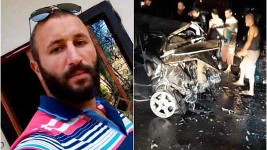 حسين حسن عياش ضحية جديدة من ضحايا حوادث السير في لبنان على طريق بلدة الدوير