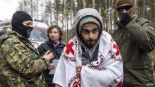 """أعطوه """"خيارين للموت"""".. علي مُهاجر لبنانيّ عالق في غابة على حدود بيلاروس وبولندا: """"أمر بائس لا تتمناه لأسوأ أعدائك"""""""