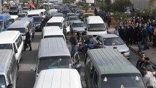 """""""غدًا يوم إضراب وغضب"""".. إليكم برنامج التحركات الإحتجاجية الذي أعلنه قطاع النقل البري في كافة المناطق اللبنانية"""