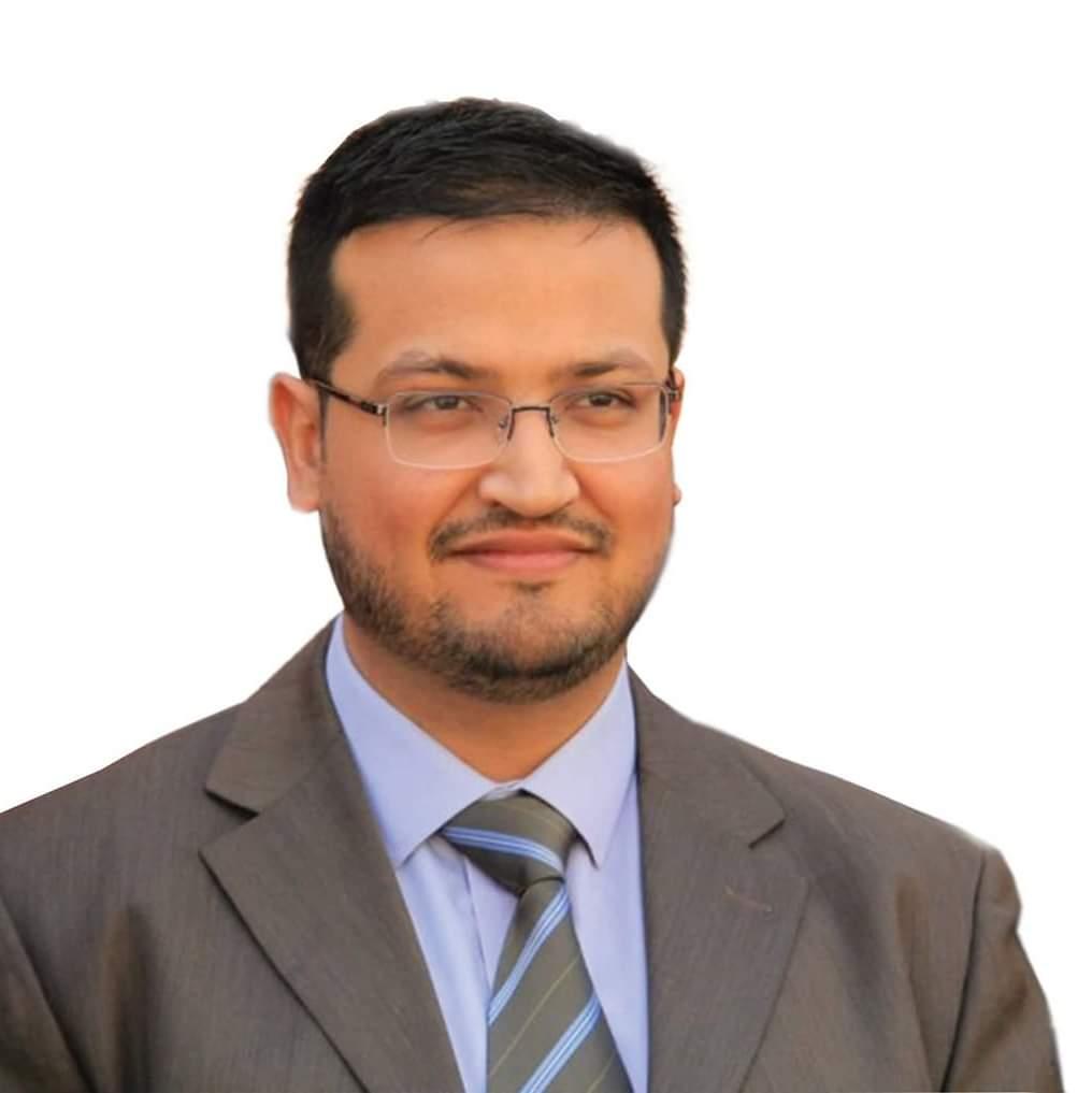 الدكتور قاسم محمد دنش